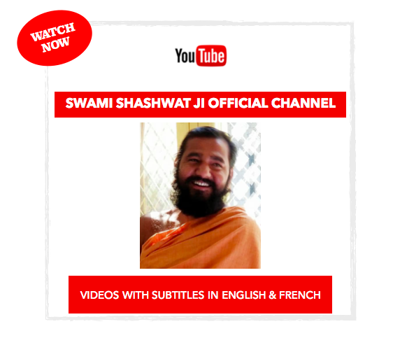 Swamiji Youtube presentation